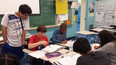 After School Math Study Groups — CX Workspaces